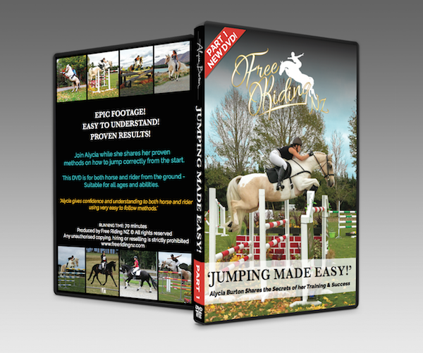 Design: DVD Cover for Free Riding NZ