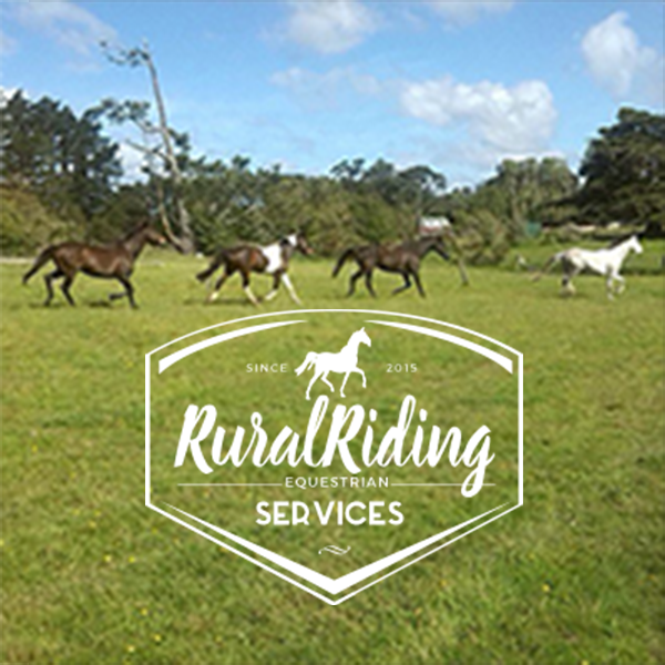 Design: Logo for Rural Riding Services